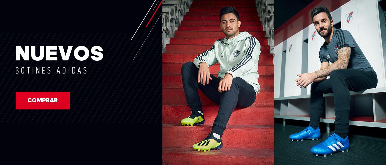 Nuevos Botines Adidas