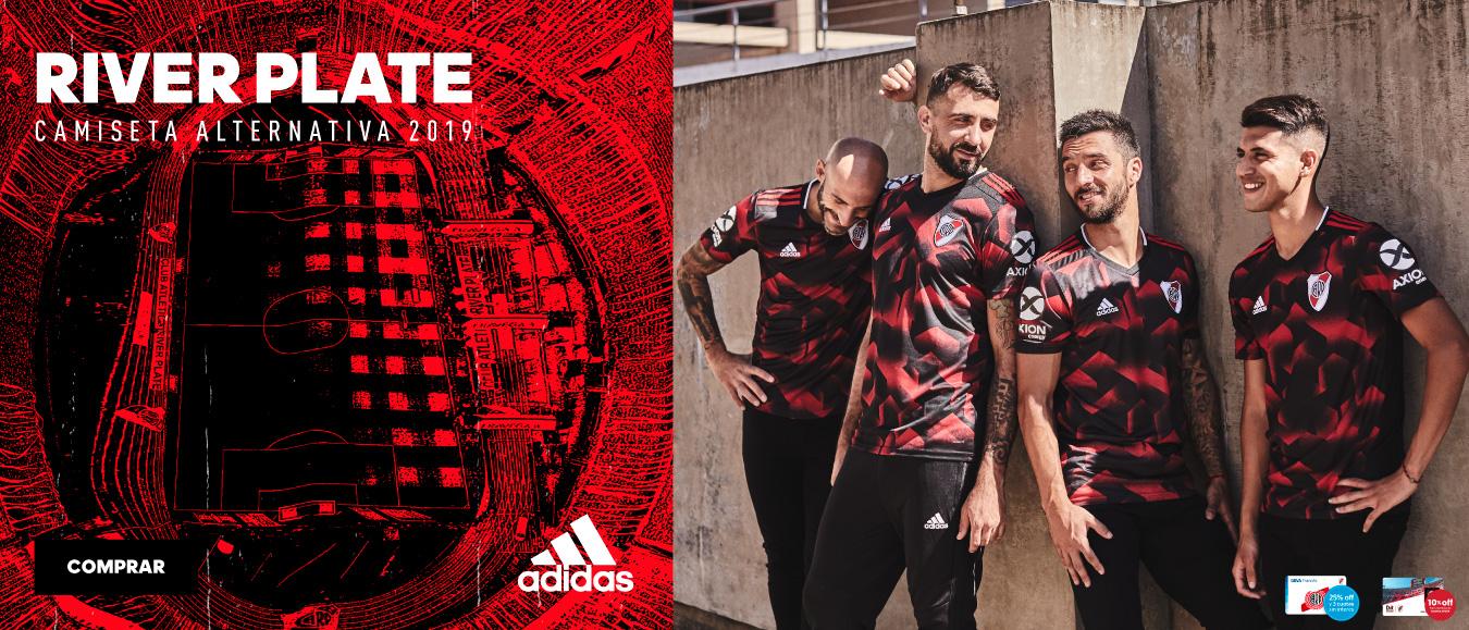 Camiseta Alternativa 2019 0ad1a7881f6f4